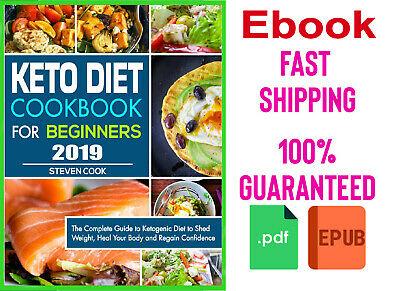 Keto Diet Cookbook For Beginners 2019 (єBook ᑭ.ᗪ.ᖴ) FAST Delivery
