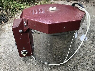 Cromartie H20 Top Loading Electric Pottery Kiln With Sitter LT-3K Controller