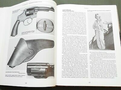 """Us Infantry Weapons Of Ww2"" Knife Pistol M-1 Garand Carbine Bar Reference Book"