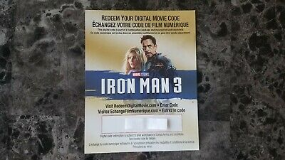 Iron Man 3 UHD Movie Robert Downey Jr Gwenneth Paltrow Tony Stark Mandarin