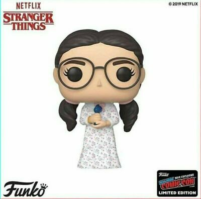 Funko Pop Stranger Things Suzie NYCC 2019 SHARED Exclusive Pre Order