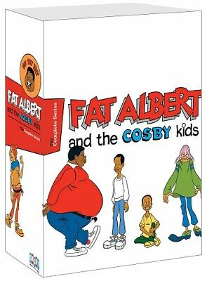 FAT ALBERT AND THE COSBY KIDS COMPLETE SERIES New DVD Seasons 1 2 3 4 5 6 7 8