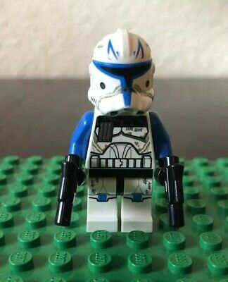 Authentic LEGO Star Wars Captain Rex Minifigure sw450 75012 501st Legion CC-7567