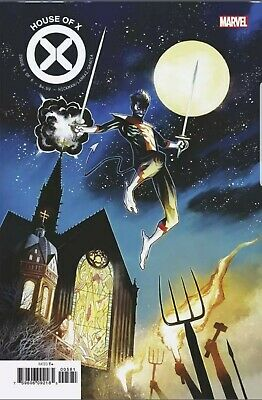 House Of X 5 1:10 Mike Huddleston Incentive Variant Nm Pre-Sale 9/18