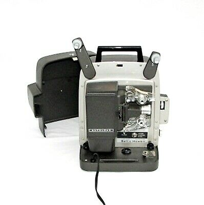 Bell & Howell Super 8 Auto Load Movie Projector Model 346A ~ AS-IS SEE CONDITION