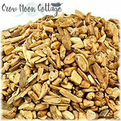 1oz Palo Santo Wood Chips for Smudging  Wicca Witch Spell Supply