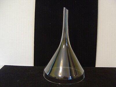 "Riedel Crystal Wine Funnel Signed 7"" High"