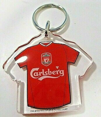 OFFICIAL LIVERPOOL KEWELL No 7 KEYRING