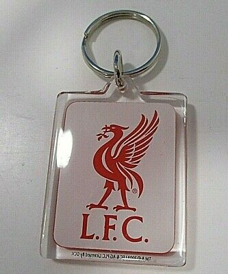 Official Liverpool L.f.c Keyring