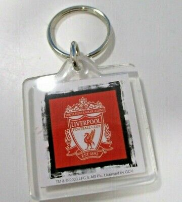 Official Liverpool My Philosophy Keyring