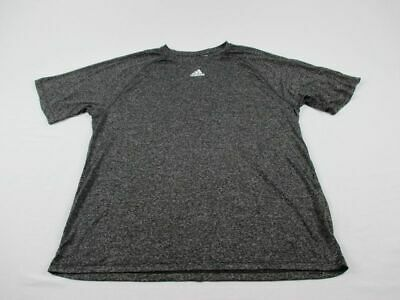 NEW adidas - Gray Short Sleeve Shirt (Multiple Sizes)