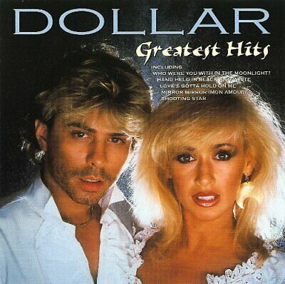 Dollar - Greatest Hits - Dollar CD 47VG The Cheap Fast Free Post The Cheap Fast