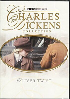Oliver Twist - BBC Charles Dickens - DVD  Q0VG The Cheap Fast Free Post