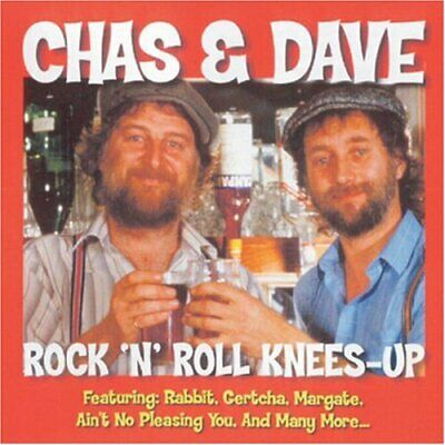 Chas & Dave - Rock 'n' Roll Knees Up - Chas & Dave CD KTVG The Cheap Fast Free