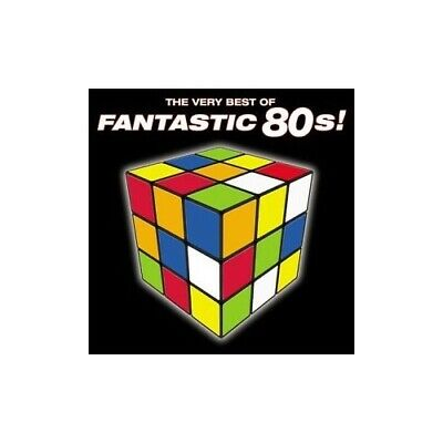 Various Artists - Very Best Of Fantastic 80's - Various Artists CD TPVG The The