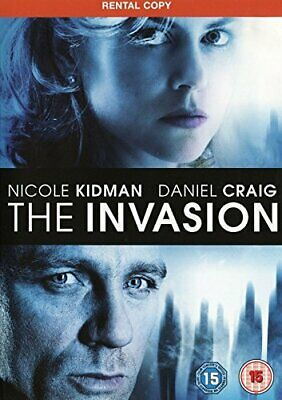 The invasion - DVD  6QVG The Cheap Fast Free Post