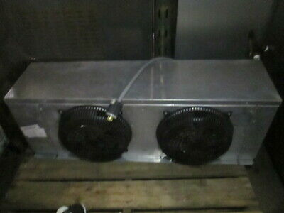 Hill Phoenix Walk In Cooler 2 Dual Fan Refrigeration Unit 208-230V 180 PSIG