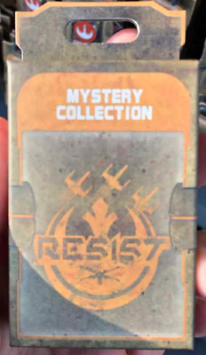 Star Wars Galaxy's Edge Rise of the Resistance/Mystery Box Pins