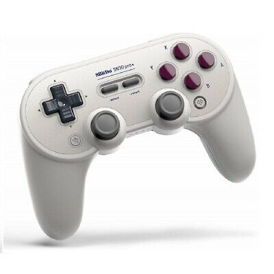 8BitDo SN30 Pro+ Bluetooth Gamepad - G Classic Edition (80GC)(Fast Delivery!)
