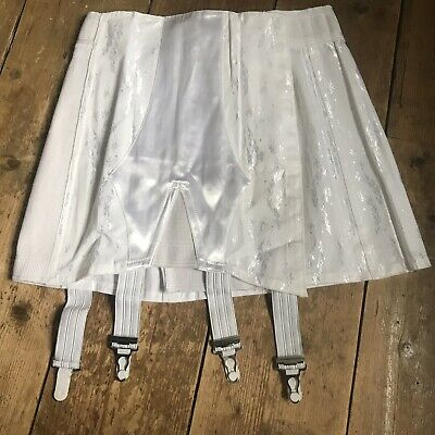 Vintage 1950's Corset Girdle With Suspender Straps