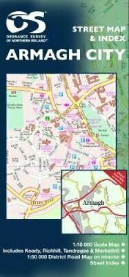 Armagh City 2006 by Ordnance Survey of Northern Ireland 9781905306138