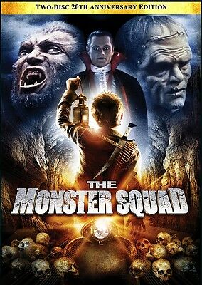 The Monster Squad - compatible in Region 2 UK on DVD New Sealed