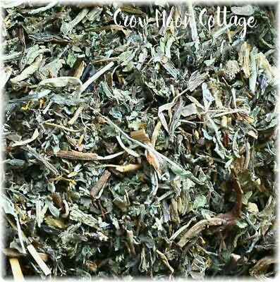 Dried Wild Lettuce Leaf 1oz  Wicca Witch Herb Spell Supply