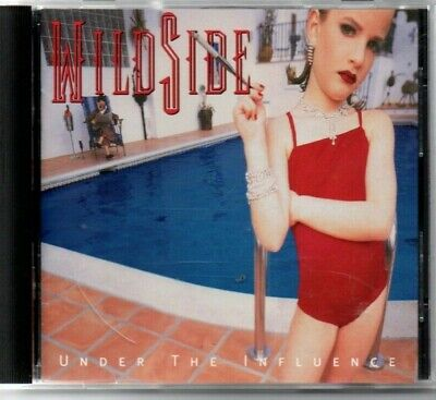 "Wildside - ""Under The Influence""  (Mega Rare 1992 Capitol Records Pressing)"