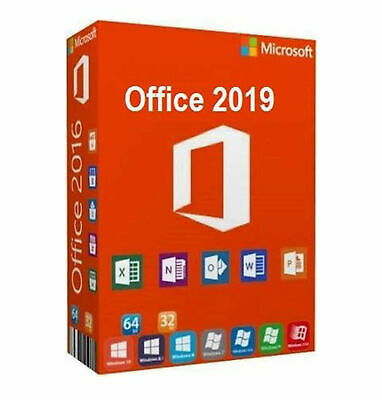 Microsoft Office Professional Plus 2019 Key Lizenzschlüssel/MS sofort Email
