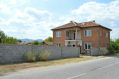 Large Bulgarian House With Amazing Views Near The Greek Border