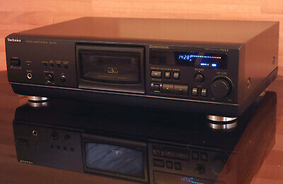 TECHNICS RS-AZ6 STEREO 3-Head Tapedeck Cassette Deck JAPAN