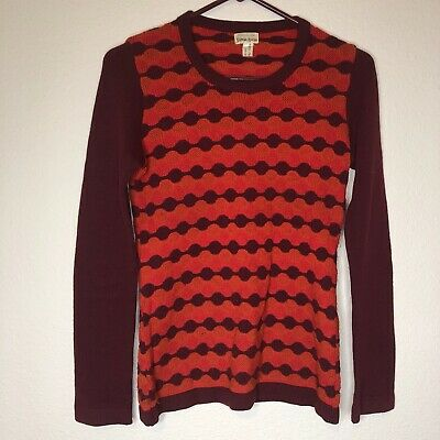Vtg Neiman Marcus Sweater Made In Italy Sm