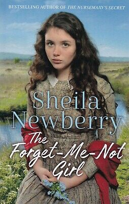 The Forget-Me-Not Girl by Sheila Newberry Paperback Book 9781785765391