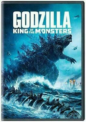 Godzilla King of the Monsters DVD - Free Shipping - Factory Sealed **AUTHENTIC**