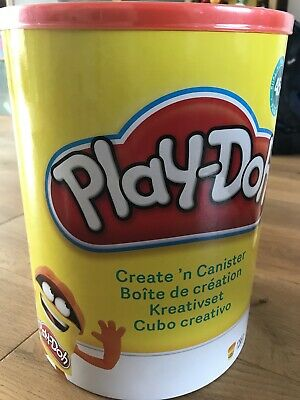 BNIB Play-Doh Create N Canister 45 Accessories 20 Tubs Of Play-Doh Great Gift
