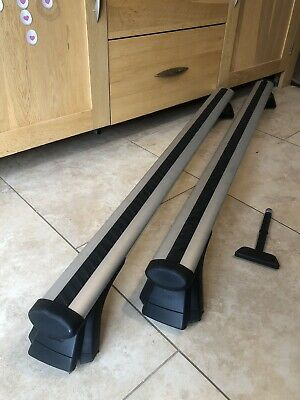 Genuine Audi A4 Roof Bars Good Condition