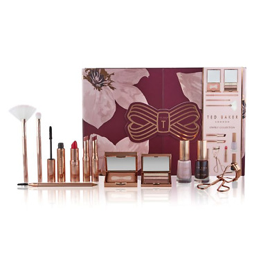 TED BAKER Stately Collection Cosmetic make up GIFT SET FOR HER  Beauty