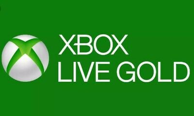 1 WEEK 7 DAYS XBOX LIVE GOLD ONLINE multiplayer ACCESS for XBOX ONE / 360