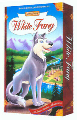 White Fang DVD (2005) cert U Value Guaranteed from eBay's biggest seller!