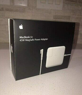 Apple OEM 45W Magsafe 2 Charger Power Adapter Cord for 2013-2016 Macbook Air