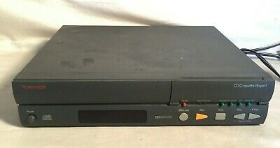 RARE Vintage NAKAMICHI CD Cassette COMBO Player 1  TESTED WORKS