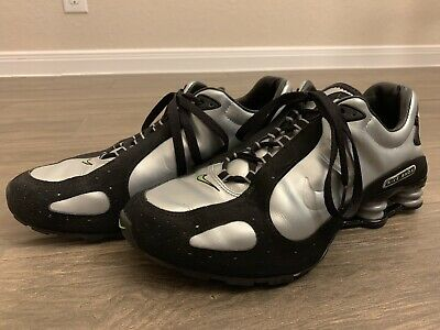 classic fit great deals special for shoe NIKE SHOX MONSTER SI Union Grey And Black Men's Size 11.5 ...