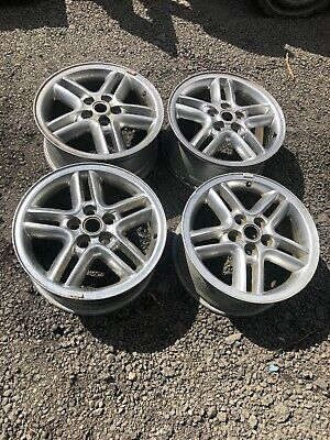 "Lot 1 Range Rover P38 Wheel Rim Landrover Discovery Set Of 4x 18 "" Of 2001"