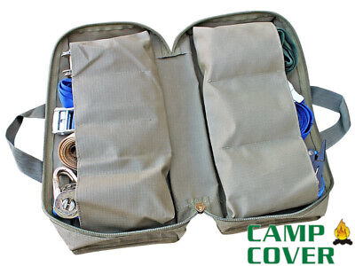 Camp Cover Ratchet Bag - Khaki Ripstop - CCM008-A