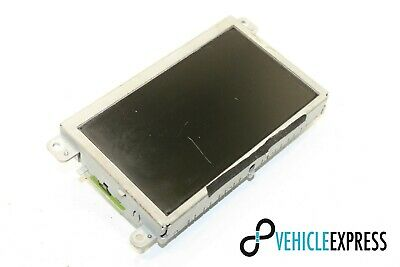 Audi A4 A8 Information Display Screen