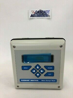 Rosemount pH/ORP Analytical Transmitter XMT-P-HT-11