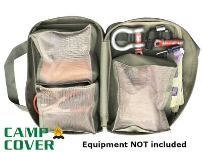 Camp Cover Recovery Bag - Large - 40 x 28 x 13 cm - Khaki Ripstop - CCM009-A