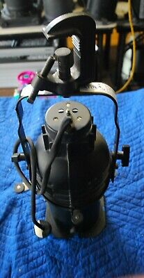 ALTMAN 360Q ELLIPSOIDAL STAGE SPOT LIGHT w/ CLAMP - TESTED - SAFELY PACKAGED!!!