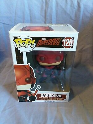 Funko POP Marvel DAREDEVIL Vinyl Figure Bobble-Head Netflix Original Toy