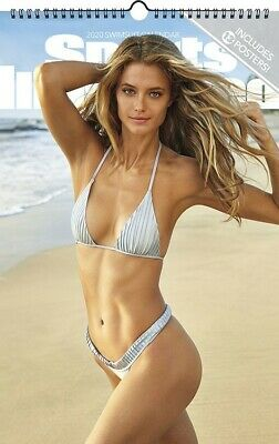 Sports Illustrated Swimsuit - 2020 Oversized Wall Calendar -  Brand New - 207002